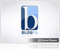 لوگوی سایت بلاگفا