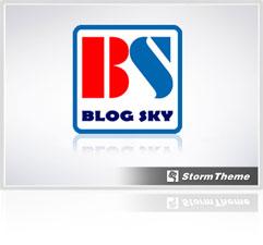 لوگوی سایت بلاگ اسکای